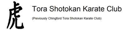 Tora Shotokan Karate Club